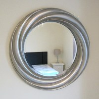 Top 20 Large Round Silver Mirror