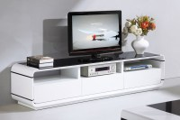 Top 50 White High Gloss TV Stands Unit Cabinet