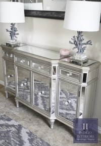 Mirrored TV Stands   Tv Stand Ideas