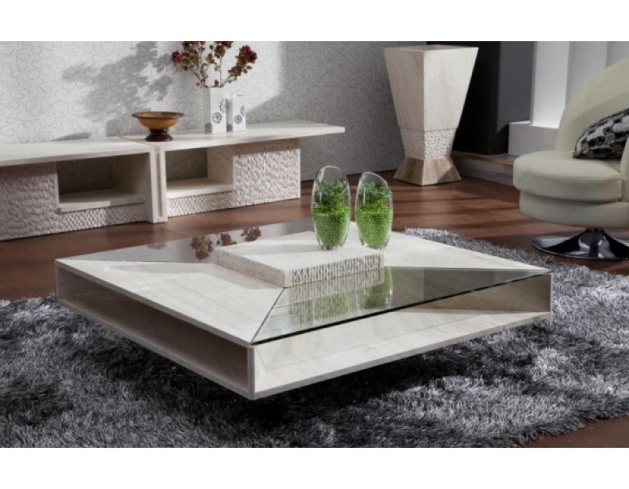 Large Modern Coffee Table