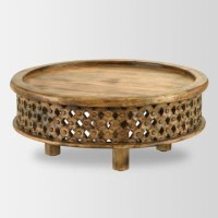 50 Collection of Boho Coffee Tables | Coffee Table Ideas