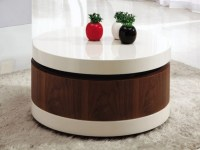 50+ Round Coffee Table Storages | Coffee Table Ideas