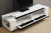 50 Best Ideas White Modern TV Stands