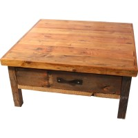 Top 50 Rustic Coffee Table Drawers | Coffee Table Ideas