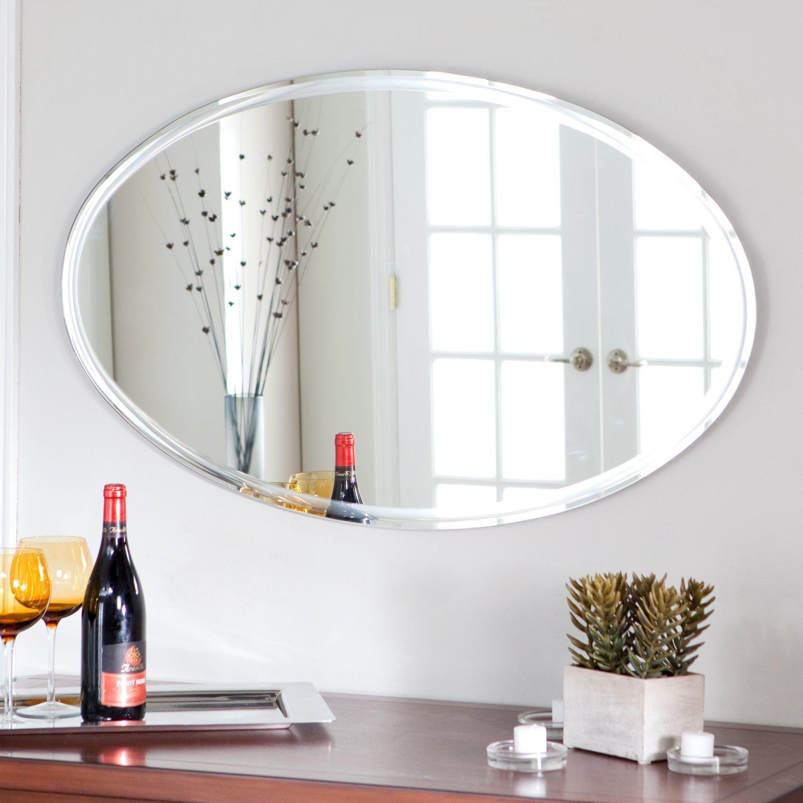 20 Oval Shaped Wall Mirrors  Mirror Ideas