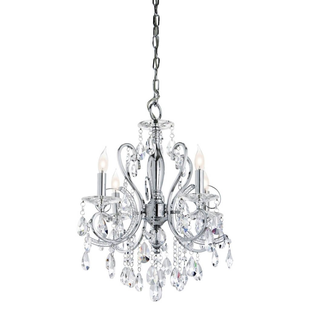 25 Best Collection Of Small White Chandeliers