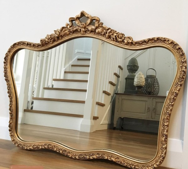 Gold Dressing Table Mirror Ideas