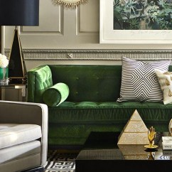 Lime Green Sofa Living Room Ideas L Shaped Bed Malaysia 20+ Emerald Sofas |