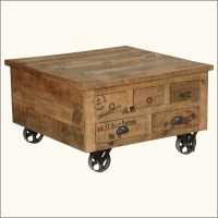 50 Collection of Square Storage Coffee Table | Coffee ...