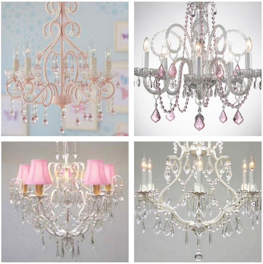 25 Ideas of Cheap Chandeliers for Baby Girl Room