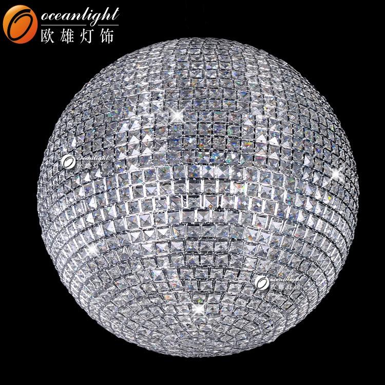 Top 25 Crystal Ball Chandeliers Lighting Fixtures
