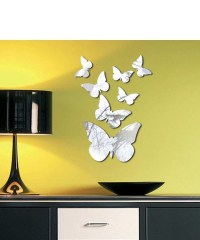 20 Best Collection of Butterfly Wall Mirrors | Mirror Ideas