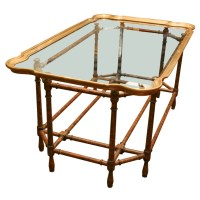 50+ Gold Bamboo Coffee Tables