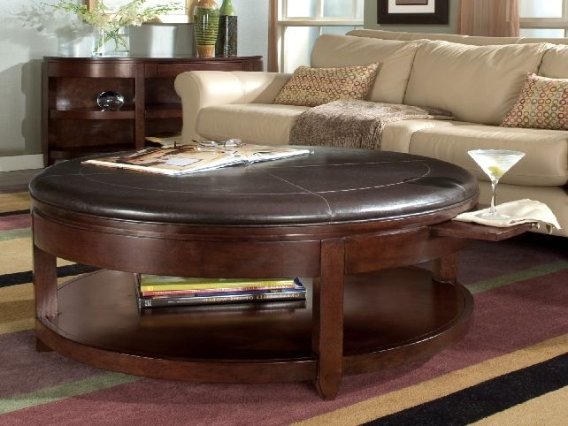 Top 50 Round Coffee Tables With Storage