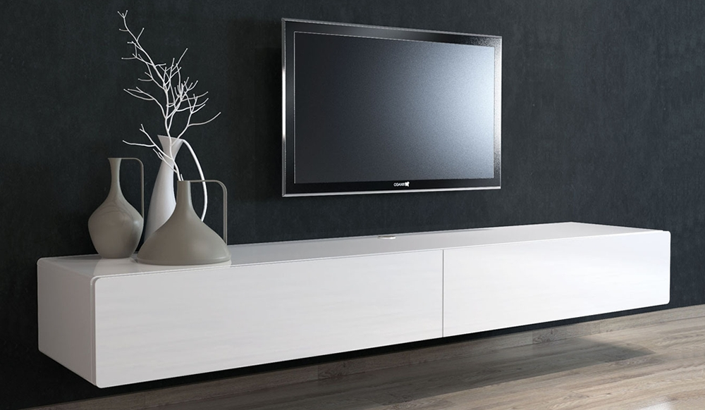 50 Photos Small White Tv Cabinets  Tv Stand Ideas