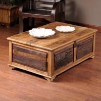 Blanket Box Coffee Tables | Coffee Table Ideas