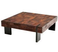 50 Ideas of Reclaimed Wood Coffee Tables | Coffee Table Ideas