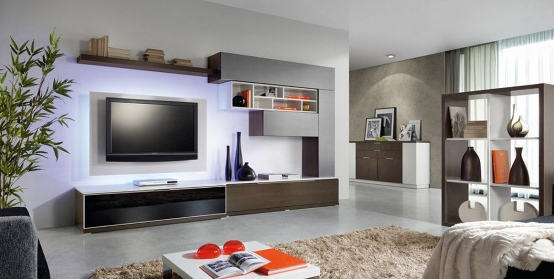 50 Photos Modern TV Cabinets Designs   Tv Stand Ideas