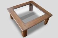 Square Oak Coffee Tables | Coffee Table Ideas