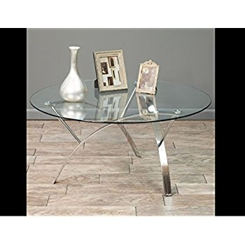 50 Ideas of Circular Glass Coffee Tables