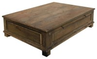 50+ Square Chest Coffee Tables | Coffee Table Ideas