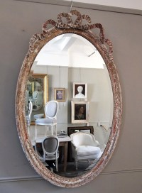 20 Collection of Large Oval Mirror