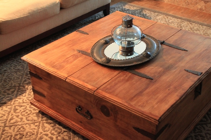50+ Square Chest Coffee Tables