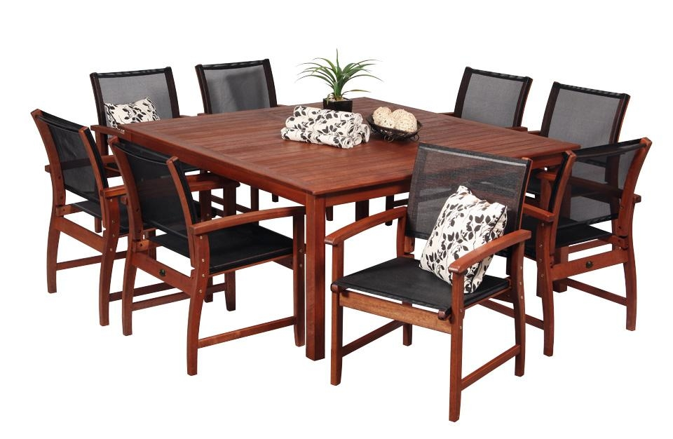 20 Inspirations 8 Seat Outdoor Dining Tables