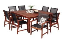 20 Inspirations 8 Seat Outdoor Dining Tables | Dining Room ...