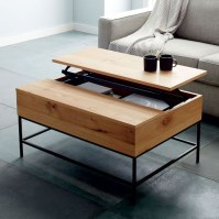 50 Collection of Coffee Tables With Raisable Top