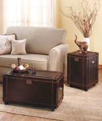 50 Best Trunk Chest Coffee Tables | Coffee Table Ideas