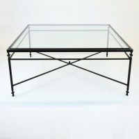 50 Best Collection of Metal and Glass Coffee Tables