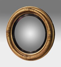 20 Collection of Small Round Convex Mirror