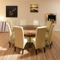20 Ideas of 6 Seat Round Dining Tables