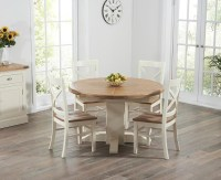 20 Best Extended Round Dining Tables | Dining Room Ideas