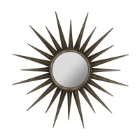 21 Best Ideas Bronze Starburst Mirror | Mirror Ideas