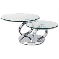 50 Ideas of Circular Glass Coffee Tables | Coffee Table Ideas