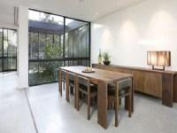 20 Photos Thin Long Dining Tables | Dining Room Ideas