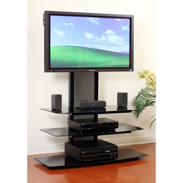 Tv Stands With Integrated Mount Stand Ideas