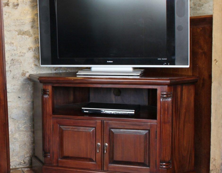 50 Mahogany Corner TV Cabinets  Tv Stand Ideas