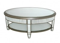 50 Best Collection of Oval Mirrored Coffee Tables