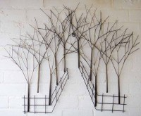 20 Best Wrought Iron Tree Wall Art