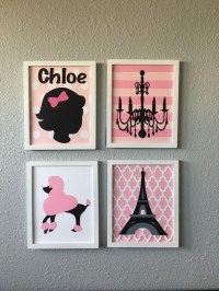 20 Ideas of Paris Theme Wall Art | Wall Art Ideas