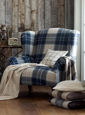 Top 20 Blue Plaid Sofas  Sofa Ideas