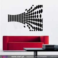 20 Ideas of Optical Illusion Wall Art