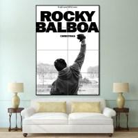 Top 20 Rocky Balboa Wall Art | Wall Art Ideas