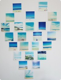 20 Photos Beach Cottage Wall Art