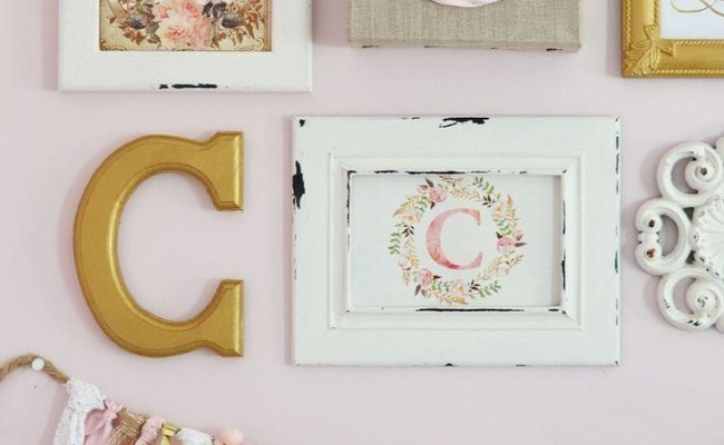 20 Photos Shabby Chic Wall Art Wall Art Ideas