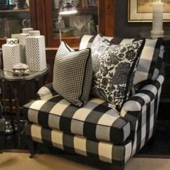 Sure Fit Cotton Duck Sofa Slipcover Harga 3 Seater Murah Buffalo Check Cover Checks Stunning ...