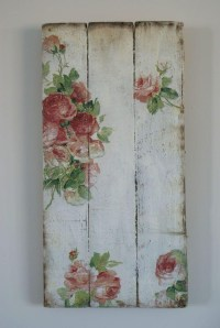 20 Photos Shabby Chic Wall Art